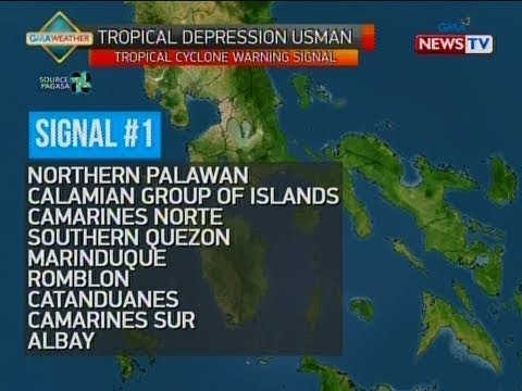 NTG: Weather update as of 11:04 a.m. (December 28, 2018)