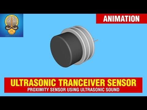 Ultrasonic Sensor - Proximity Sensor