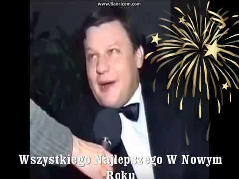 Życzenia Noworoczne 96/97 Sylwestrowe Nowy Rok 1996 1997
