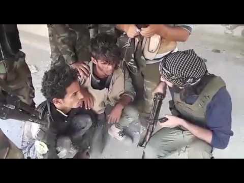 الثوار يأسرون عناصر من ميليشيا حركة النجباء الشيعية في حلب