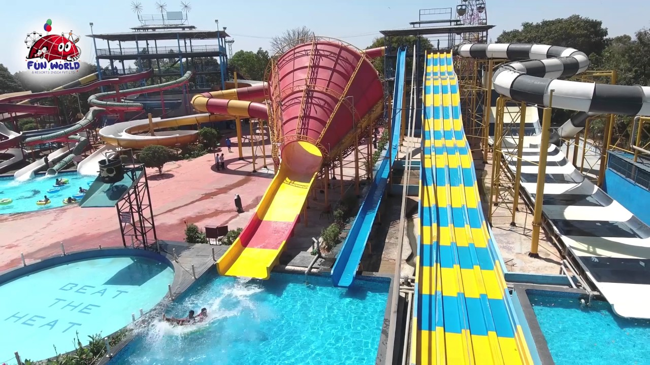 The Only Adrenaline Effect In Bangalore City Funworld