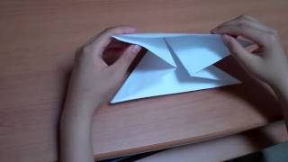 How To Make An Origami Paper Bomb (watch In Hd)