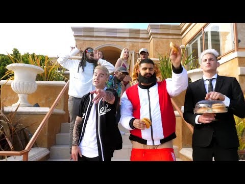 DJ Khaled ft. Justin Bieber - I'm the One PARODY [Bart Baker] [Napisy PL]