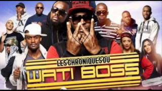 "VA Les Chroniques du Wati Boss ""Léve ton verre"""