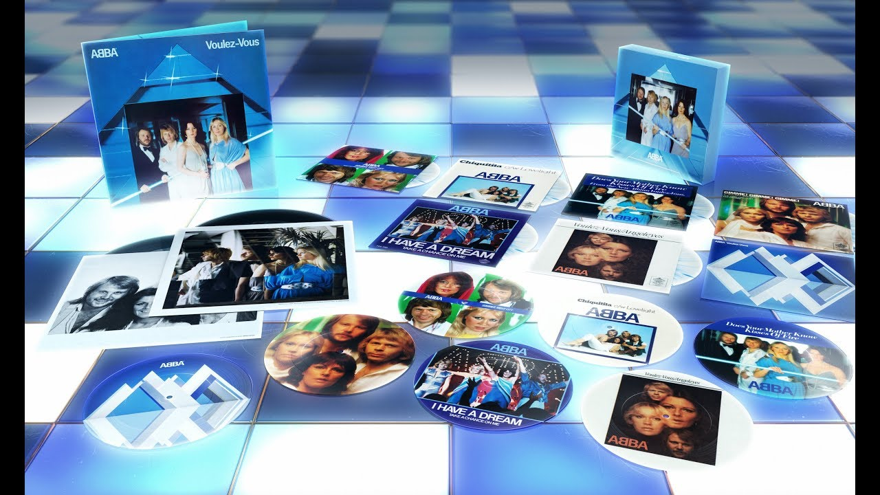 ABBA Voulez-Vous 40th Anniversary reissue — Out Now