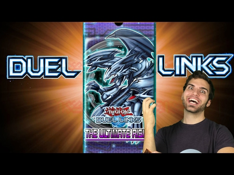 Ultimate Rising 100 Pack Opening! PRISMATIC Rare!? OH BABY!! | YuGiOh Duel Links
