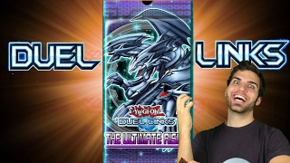 ultimate rising 100 pack opening prismatic rare oh baby   yugioh duel links
