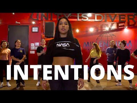 Intentions - Justin Bieber ft Quavo DANCE VIDEO| Dana Alexa Choreography