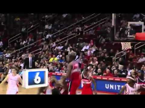 Top 10 Tapones - Enero 2012 - NBA