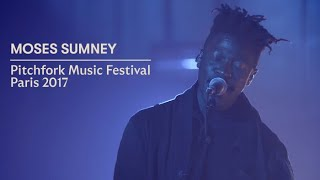 Moses Sumney | Pitchfork Music Festival Paris 2017 | Full Set