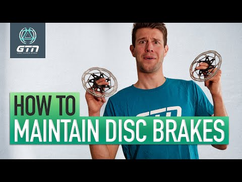How To Maintain Disc Brakes | Easy Fix Disc Brake Tips