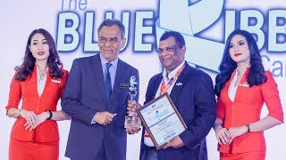 AirAsia, Tony Fernandes terima anugerah Blue Ribbon