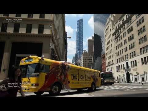 ROYAL HOLIDAY Destinations The Manhattan Club New York