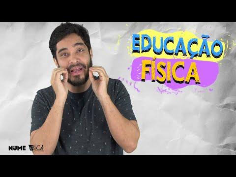 Видео Entrevista com professor de educação física
