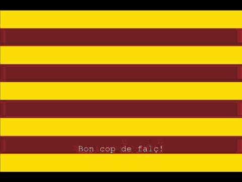 National Anthem of Catalonia Instrumental with lyrics