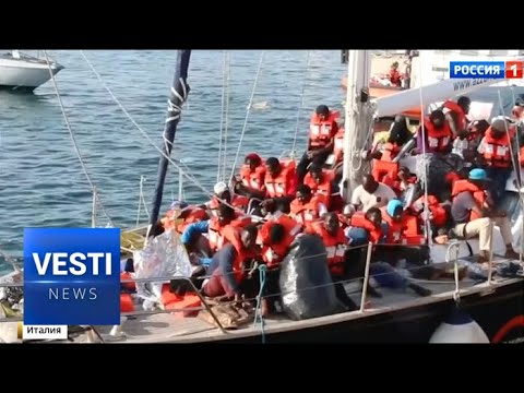 Salvini Won't Retreat! Rome Cracks Down on Human Traffickers Smuggling Migrants Into Italy!