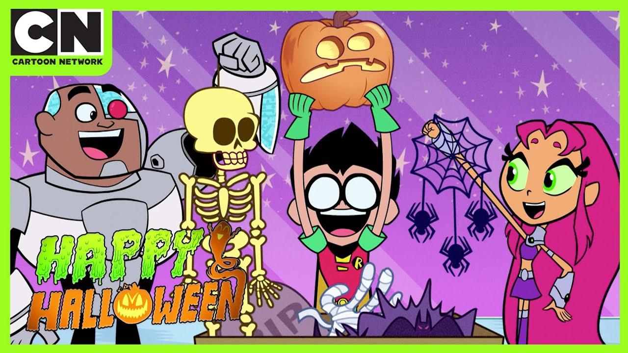 Trick or Treat Costume Challenge   Cartoon Network UK