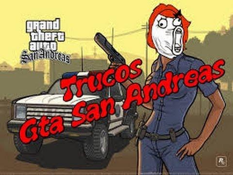 Recopilacion De Trucos De Gta San Andreas Vehiculos Para Pc