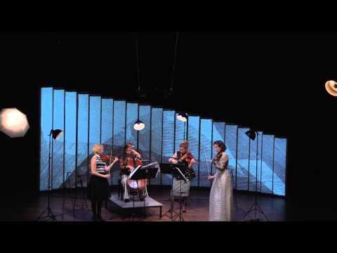 Ragazze Quartet – Haute Couture: Prokofiev – String Quartet no. 1 in B minor op.50