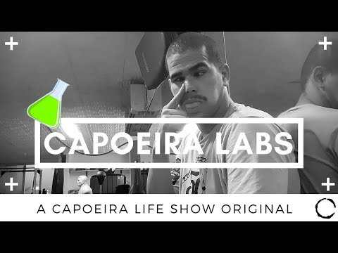 HAND STAND CONTROL DRILLS | CAPOEIRA LABS | CAPOEIRA LIFE SHOW