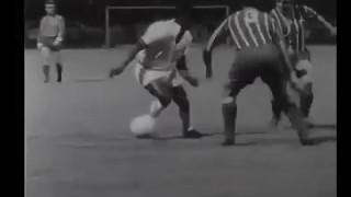 (1960) 19-year-old Pelé vs TSV 1860 Munich - Hat-trick, Highlights