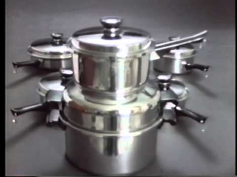 Amway Queen Cookware Youtube