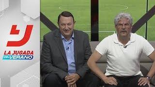 'Tuca' Ferreti reacciona ante la transferencia de Oribe Peralta a Chivas | La Jugada del Verano