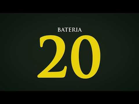 BATERIA 20