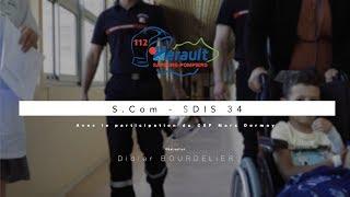 Les pompiers en visite auprès des enfants malades | Sapeur Pompier de l'Hérault (SDIS 34)