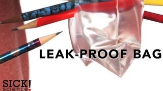 Leak-Proof Bag - Sick Science! - #120
