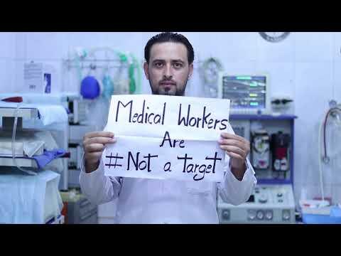 World Humanitarian Day 2018/#NotATarget Video