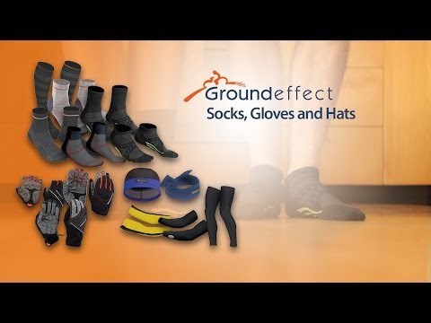 Ground Effect Accessories - Socks, Gloves, Hats, Arm and Leg Warmers