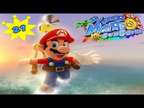 Super Mario Sunshine Longplay - Part 21: 100-coin Sadness