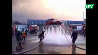Funny video (Приколы с пожарными) выпуск №12