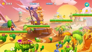 bandicoot adventure the jungle   Android Gamaplay