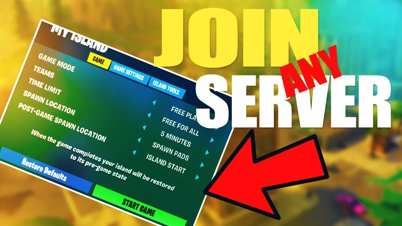How To Find CODES and Join ANY Fortnite MAP (CREATIVE ...
