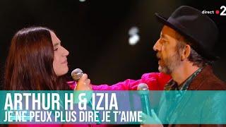 Arthur H & Izia - Je ne peux plus dire je t'aime / #Victoires2019