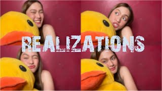 QUARANthings (realizations) #SkinMagicalCares