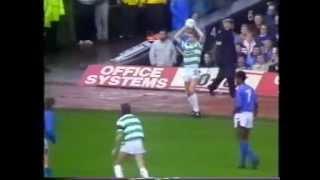 Celtic 2 Rangers 0 - 1988