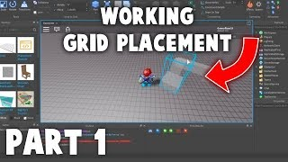 Roblox Game Making Timelapse (Part 1)