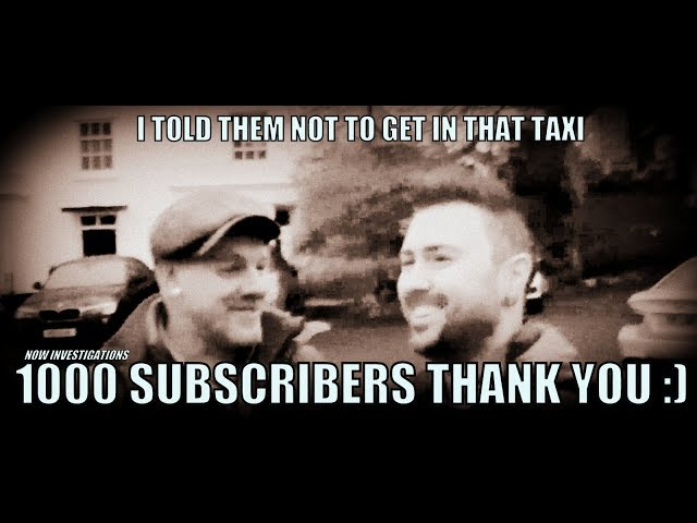 1000 SUBSCRIBER THANK YOU VIDEO - WHEN THE PARANORMAL GOES HORRIBLY WRONG (FUNNY VIDEO) NI8