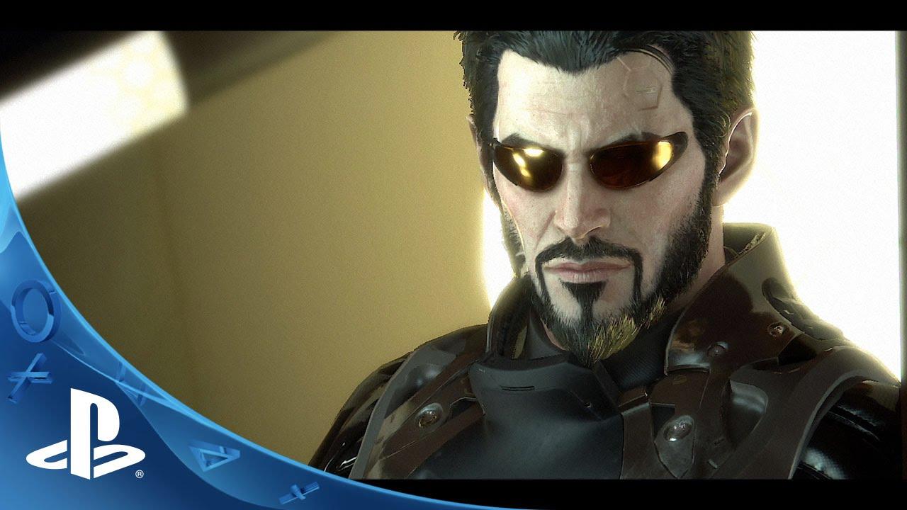 Deus Ex: Mankind Divided – E3 2015