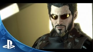 Deus Ex Mankind Divided is coming soon on PS4 httpwwwdeusexcom CantKillProgress The year is 2029 and mechanically augmented humans have