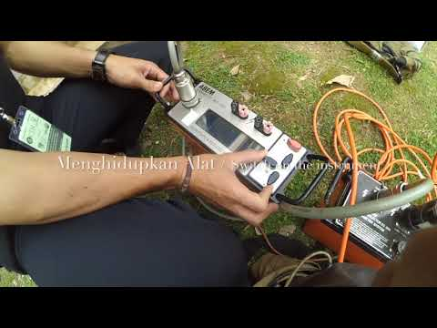 How to conduct Resistivity Survey