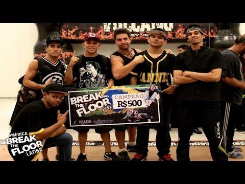 Break The Floor America latina | final battle Nois na Cena VS DF zulu breacks
