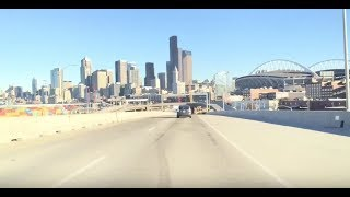 Driving In Seattle 1: Day