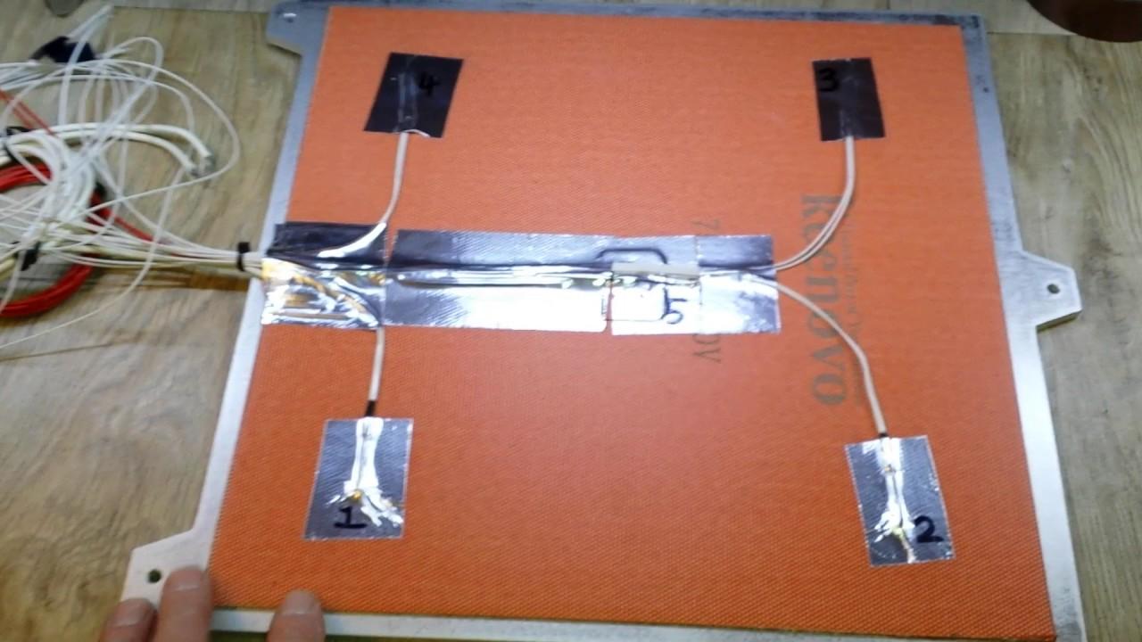 3d printer 750watt heat bed 320x320 240v ac youtube - Where can i buy a 3d printed house ...