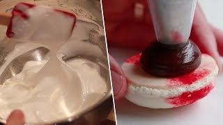 Peppermint Macarons Buzzfeed Test #151