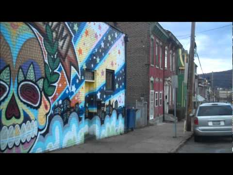 Pittsburgh's Historic Lawrenceville Neighborhood