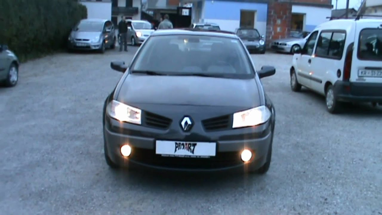 Renault megane 2007 review